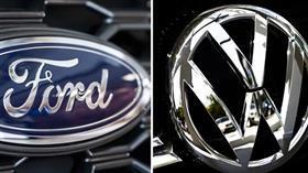 Volkswagen ve Ford 'otonom ve elektrikli araçlar' geliştirmek için güçlerini birleştirdi
