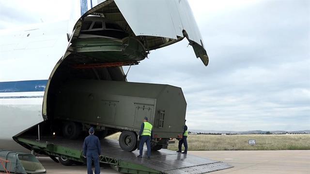 Savunma Bakanlığı S-400 görüntülerini paylaştı
