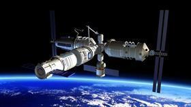 Çin'in 8 buçuk ton ağırlığındaki uzay istasyonu 19 Temmuz'da Dünya'ya düşecek