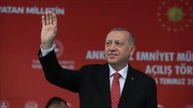 Başkan Erdoğan'dan S-400 mesajı: Hedefimiz Rusya ile ortak üretim yapmak