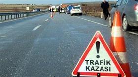 Karabük'te 3 ayrı trafik kazası: 15 yaralı