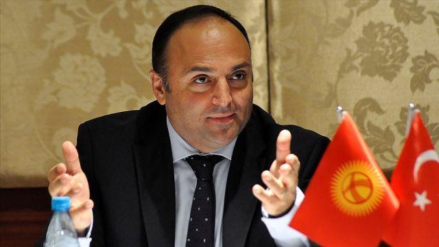 Kırgızistan'da 15 Temmuz Demokrasi ve Milli Birlik Günü töreni