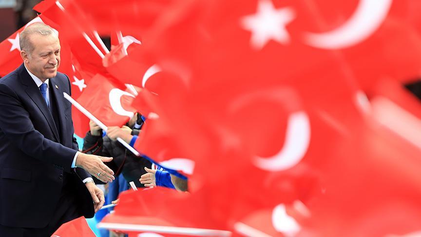 Başkan Erdoğan müjdeyi verdi: Türkiye Şehit Yakınlar ve Gaziler Yardımlaşma Vakfı kuruluşu tamamlanmıştır