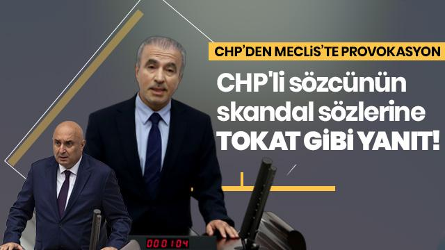 CHP'li sözcünün skandal sözlerine AK Parti'den çok sert tepki!
