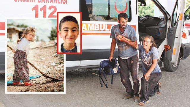 PKK 2 çocuğu katletti