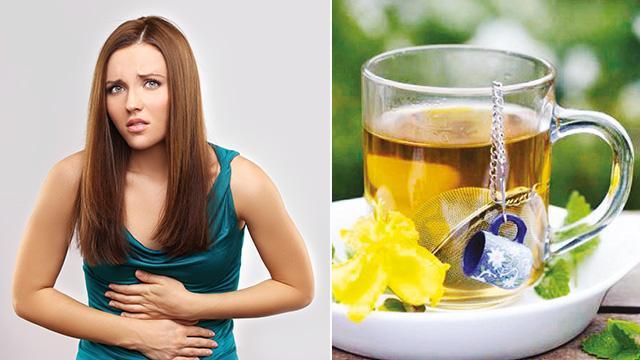 Mide ağrısına kantaron çayı