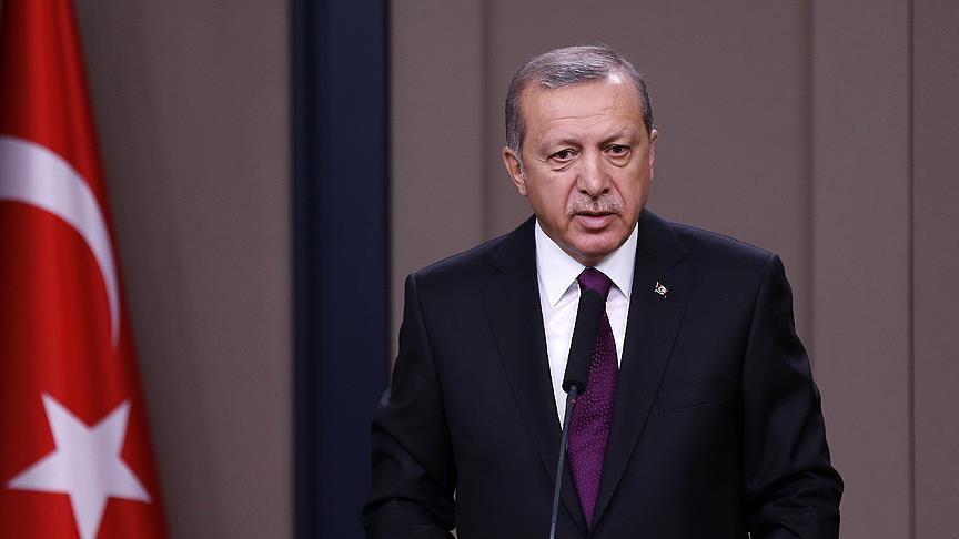 Başkan Erdoğan: Tarih, bir milletin sadece mazisi değil, istikbalinin de pusulasıdır