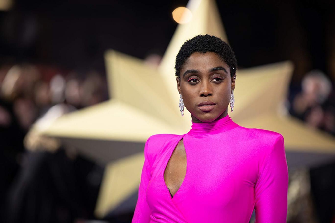 Yeni 007 siyahi kadın oyuncu Lashana Lynch