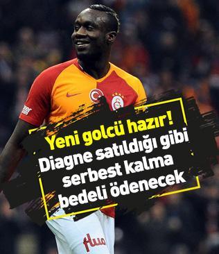 Galatasaray, Mbaye Diagne'yi sattığı gibi Mbwana Samatta'nın serbest kalma bedelini ödeyecek