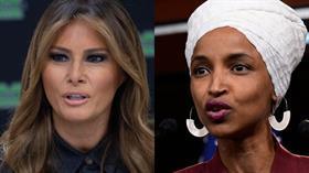 Trump'ın 'ülkenize dönün' dediği isim, eşi Melania'dan önce ABD vatandaşı olmuş