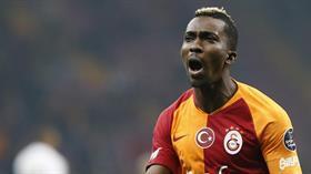 Henry Onyekuru yeniden Galatasaray'a