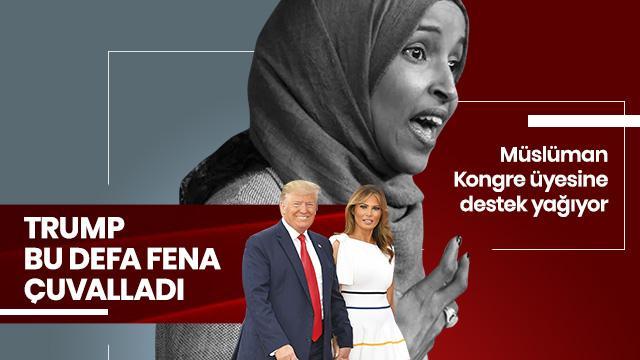 """Trump'ı köşe sıkıştıracak gerçek! """"Melania'dan daha uzun süredir ABD vatandaşı"""""""