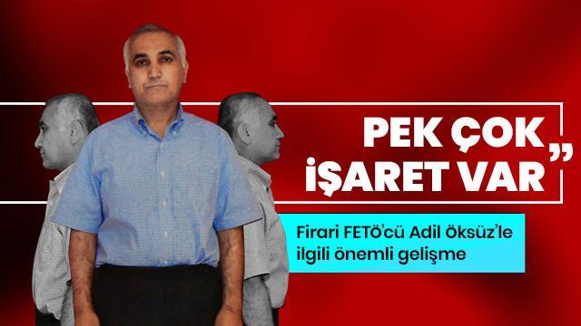 Büyükelçi Aydın'dan 'Adil Öksüz' açıklaması: Pek çok işaret var