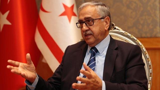 KKTC Cumhurbaşkanı Akıncı'dan hidrokarbon önerisini reddeden Rumlara yanıt