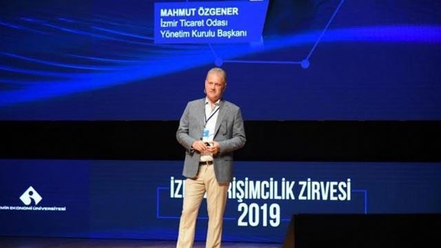 İzmir Girişimcilik Zirvesi'nin ilki düzenlendi