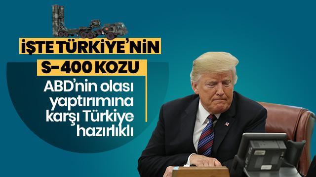 ABD medyası yazdı... İşte yaptırıma karşı Türkiye'nin kozu