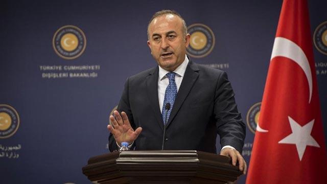 Çavuşoğlu, AB Komisyonu Başkanı seçilen Leyen'i tebrik etti