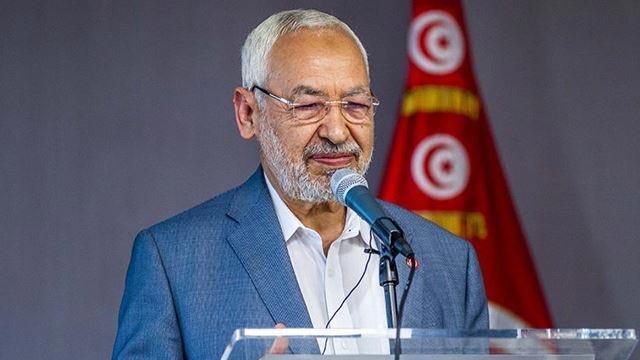 """""""Nahda'nın prensipteki cumhurbaşkanı adayı Gannuşi"""""""