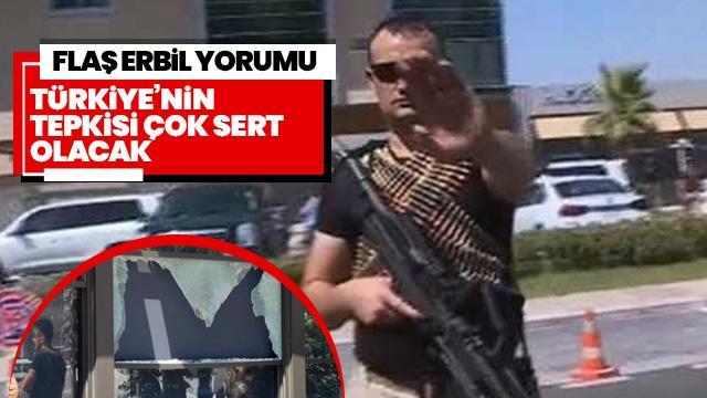 """""""Türkiye'nin tepkisi çok sert olacak"""""""