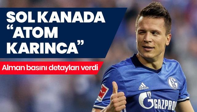 Yevhen tamam, sıra Schalke'de