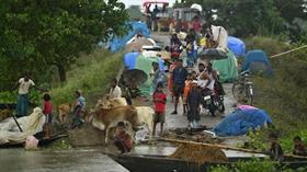 Hindistan'daki selde 67 kişi yaşamını yitirdi