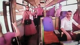 Şok olay! Genç kız halk otobüsünde ölüme böyle gitti
