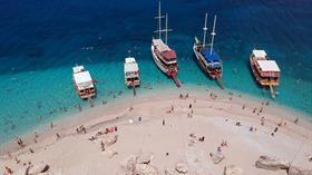 Antalya'nın Maldivleri'nde tehlike çanları