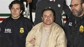 El Chapo'nun cezası belli oldu