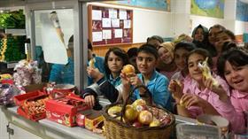 Okul kantinlerinde yeni dönem: 16 Eylül'den itibaren 'Okul Gıdası' logosu olmayan ürünler satılamayacak