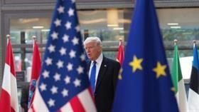 Erbil'deki saldırıya AB ve ABD'den ilk açıklama: Kınıyoruz...