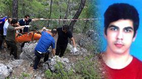 Antalya'da uçurumda bulunan cansız bedenin kimliği belli oldu