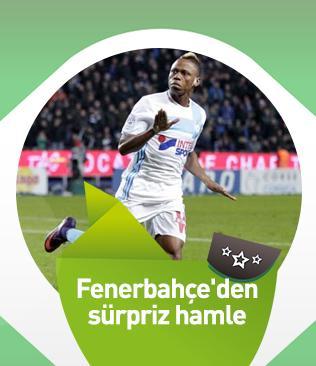 Fenerbahçe'de, Kamerunlu golcü Clinton N'Jie ismi ön plana çıktı