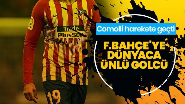 Comolli harekete geçti F.Bahçe'ye dünyaca ünlü golcü