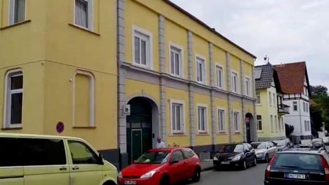 Almanya'da Minden Barbaros Camisi'ne saldırı
