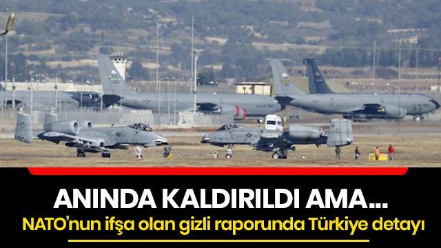 NATO'nun gizli raporu ifşa oldu! İlginç Türkiye detayı...