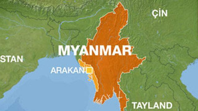Myanmar'da anayasa değişikliği destekçileri sokağa çıktı