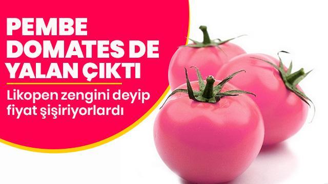 Pembe domatesefsaneden ibaret