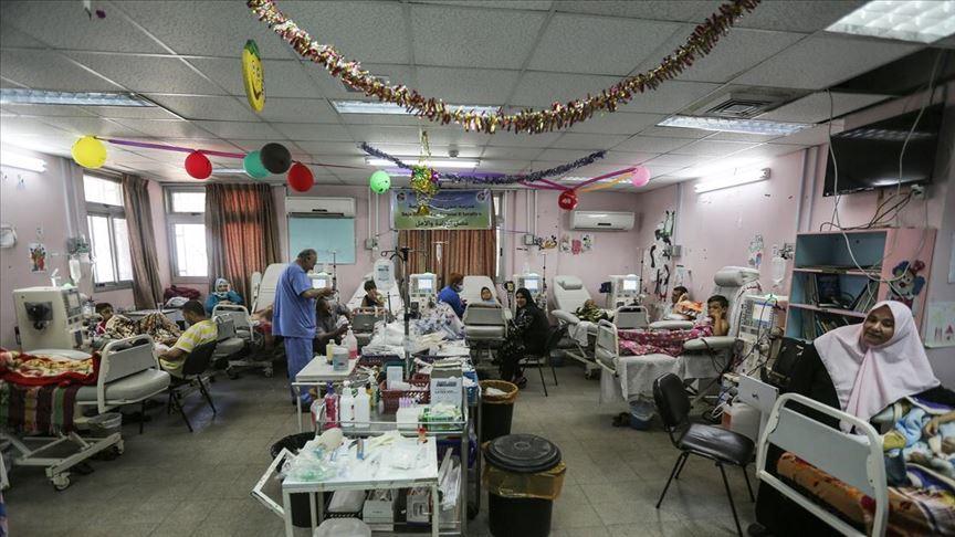 Gazze'de abluka döneminin en ağır ilaç krizi yaşanıyor