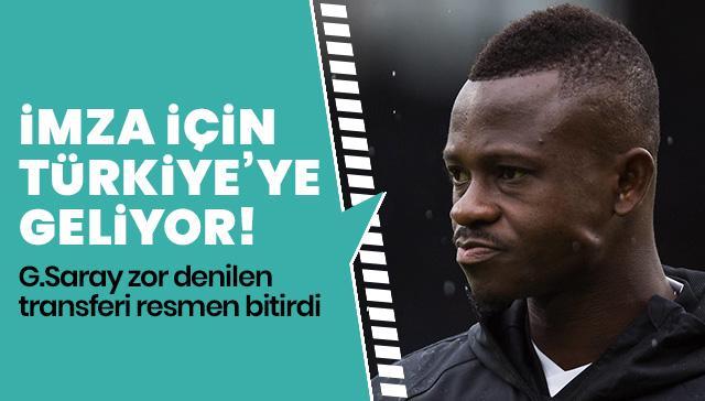Galatasaray, Jean Michael Seri'yi KAP'a bildirdi