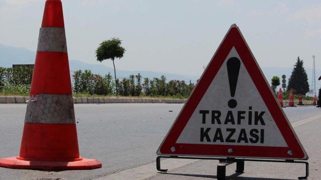 Giresun'daki trafik kazasında 4 kişi yaralandı