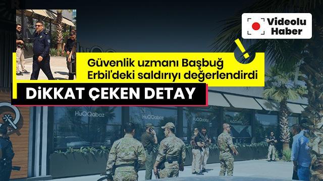 Son Dakika Haberi... Erbil'deki saldırıya ilişkin flaş açıklama