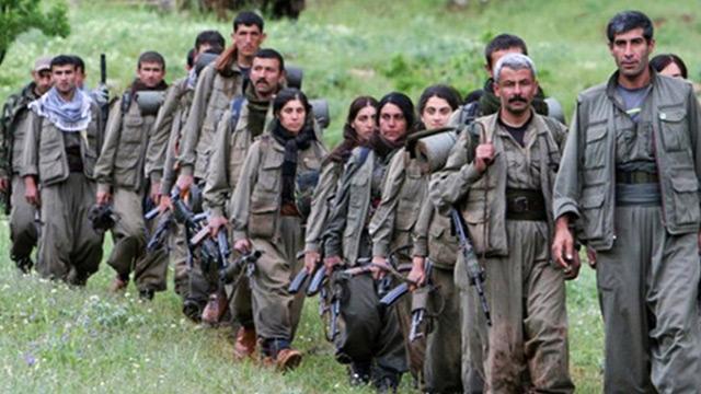 Terör örgütü PKK'nın Irak'taki işgalci politikasına TSK'dan büyük darbe