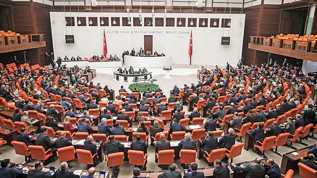 Dört partiden AB'ye Doğu Akdeniz tepkisi