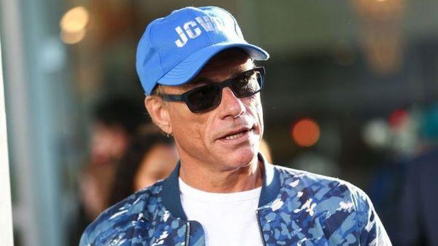 Jean Claude Van Damme Bodrum'da