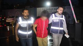 Konya'da gasp şüphelisi saklandığı saklandığı tavuk çiftliğinde yakalandı