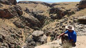 Saklıkapı kanyonu doğa tutkunlarını bekliyor