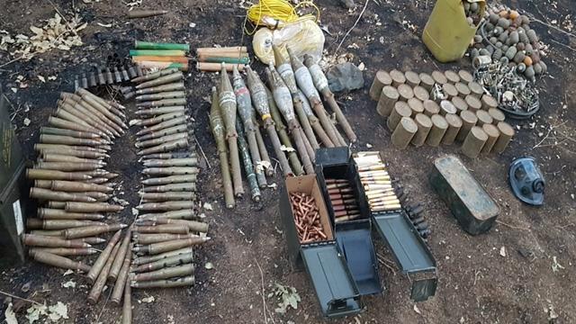 Son dakika... Pençe Harekatı'nda terör örgütü PKK'ya ait lojistik depolar imha edildi