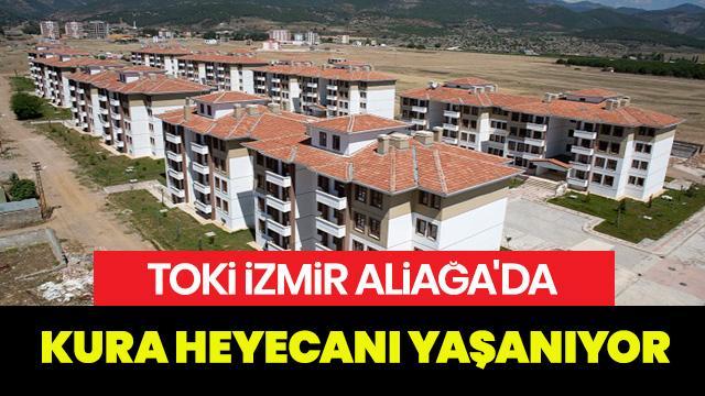 TOKİ İzmir Aliağa kurası ne zaman? TOKİ İzmir kura sonucu ne zaman açıklanacak?