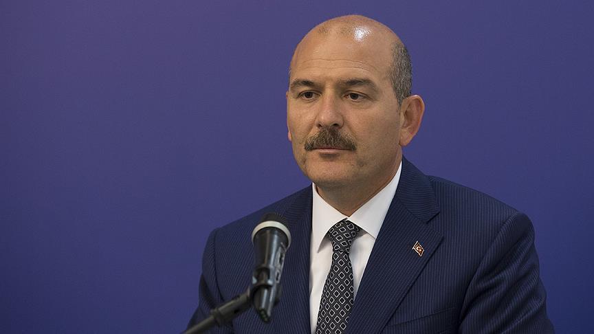 İçişleri Bakanı Soylu: Düzce'de 4'ü çocuk 2'si kadın 7 kişi kayıp