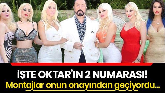 Elebaşı Adnan Oktar'ın akıl hocası ve örgüt veliahtı ortaya çıktı: Didem Ürer!